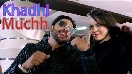 Khadhi Muchh JES Bathoi New Punjabi Songs 2016 Latest Music Video