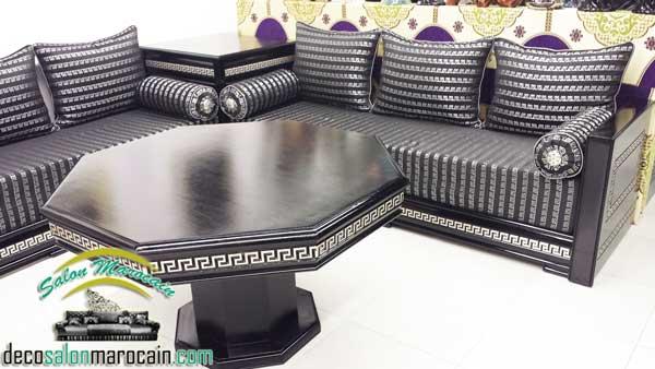 faire un salon marocain faire un salon marocain with. Black Bedroom Furniture Sets. Home Design Ideas