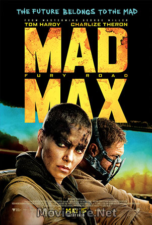Mad Max: Fury Road (2015) 1080p