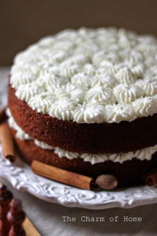 Pumpkin Spice Latte Cake: The Charm of Home
