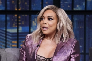 Wendy Williams' son arrested after punching his father