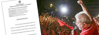Desembargador peita Moro e manda cumprir ordem de soltar Lula
