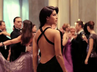 Priyanka Chopra as an Interpol Officer in Don 2, directed by Farhan Akhtar