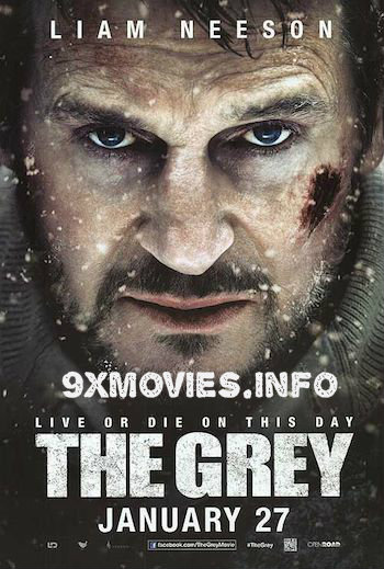The Grey 2011 Dual Audio Hindi 480p BluRay 350mb