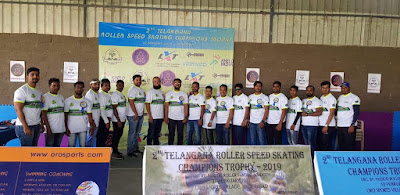 roller inline ice skating coaches in Hyderabad 2019