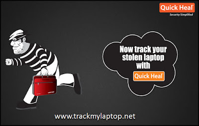 Track My Laptop