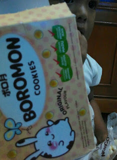 Lomba blogger, monde boromon, cemilan anak, snack sehat