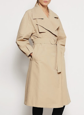 toteme trench coat