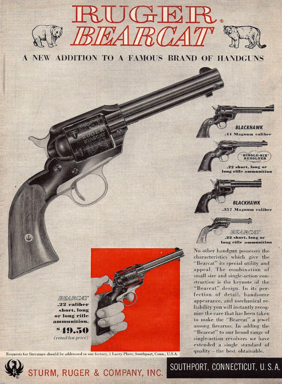 TINCANBANDIT's Gunsmithing: The Ruger Bearcat
