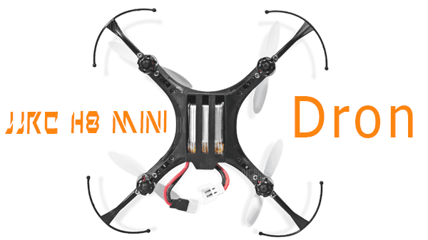 JJRC H8 Mini 2.4G 4CH Brushed RC Drone --review