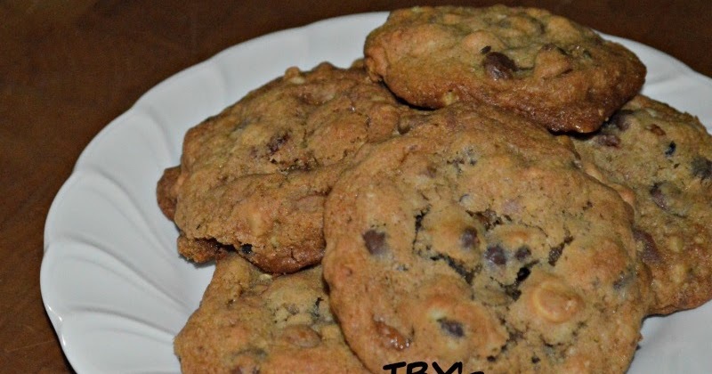 Savory Kitchen Table: TBY's COOKIES aka MONSTER COOKIES or ...