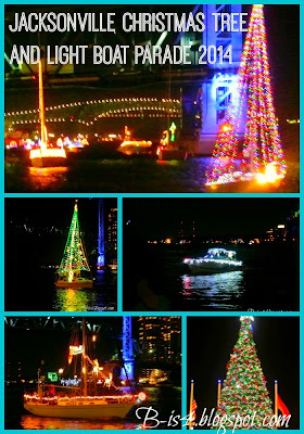 Jacksonville Light Boat Parade 2014