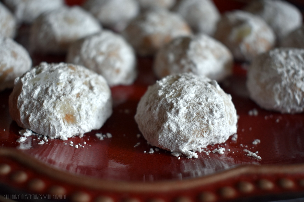 Culinary Adventures With Camilla Peanut Butter Snowballs
