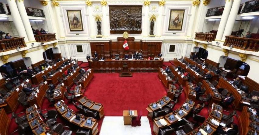 Congreso de la República aprueba modificar Ley de Fortalecimiento de la Federación Peruana de Fútbol - FPF