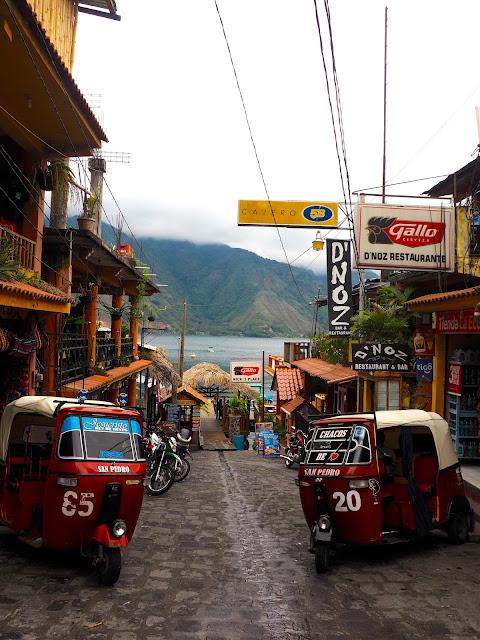 San Pedro, Lake Atitlan, Guatemala