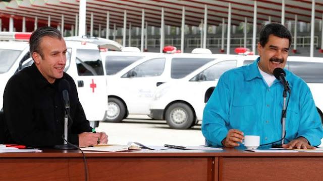 """Maduro Autoriza A El Aissami Para Que Presente Pruebas Contra """"Mafiosos De Pdvsa"""""""
