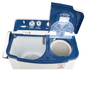 LG P8071N3FA top, Best LG 7 kg semi automatic washing machine