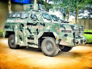 Made in nigeria Proforce ara mrap