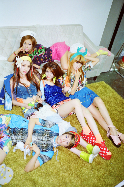 "Korean Zone_Indo: f(x)'s ""Electric Shock"" MV records over ... F(x) Electric Shock Album Cover"