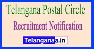 Telangana Postal Circle Recruitment Notification 2017