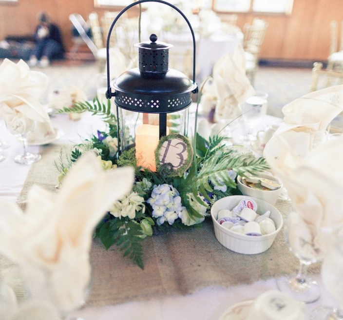 Unique Wedding Centerpieces: The Local Louisville KY Wedding