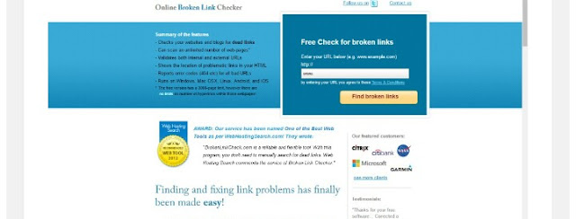 broken-link-check