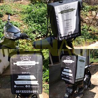 Tas delivery box makanan Surabaya kami