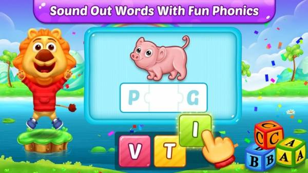 sound out words with fun phonics