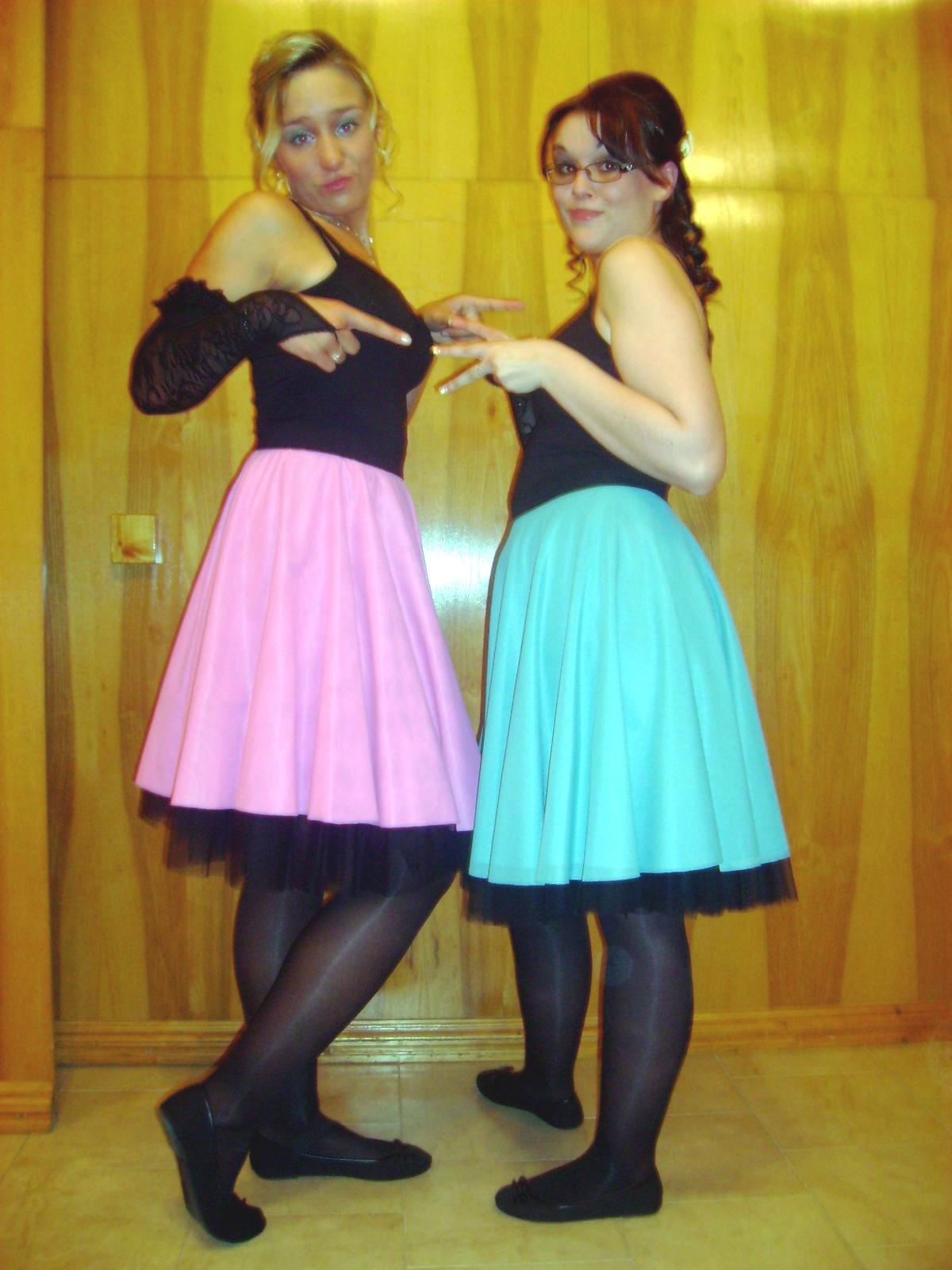Fashion Tights Skirt Dress Heels  January 2012-1900