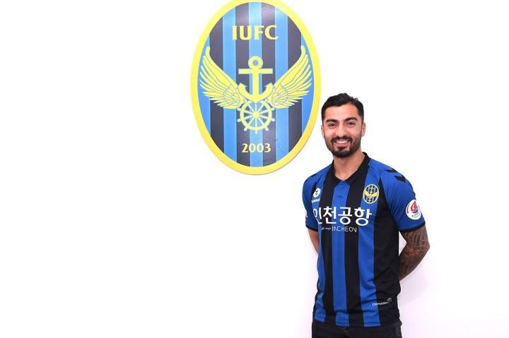 Transfer Profile: Jiloan Hamad Incheon United