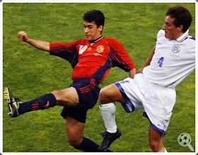 Paraguay Spain 1998