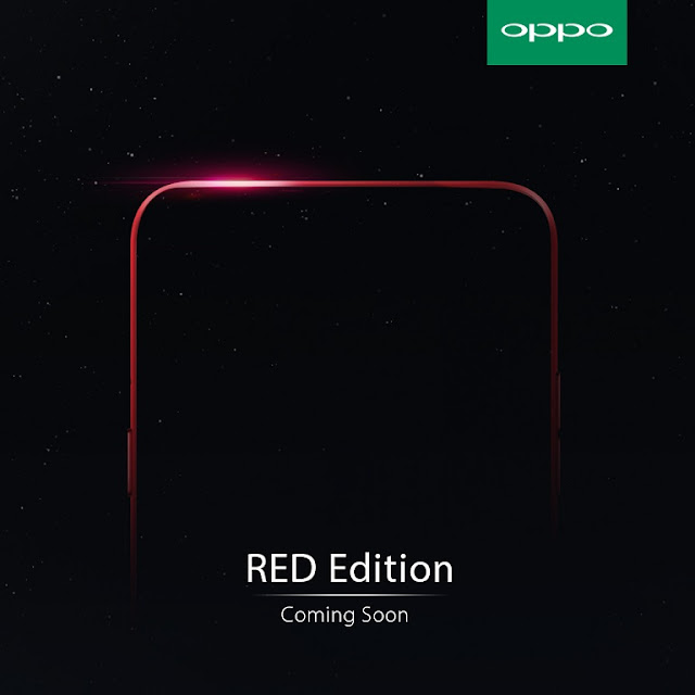 OPPO F3 Red coming to PH soon