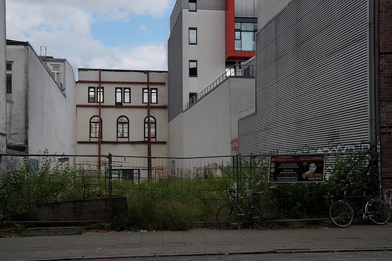 Hamburg Photo Diary August 2017: St. Pauli