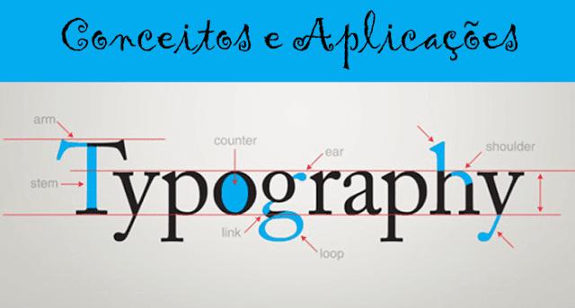 Tipografia I - Conceitos e Aplicações