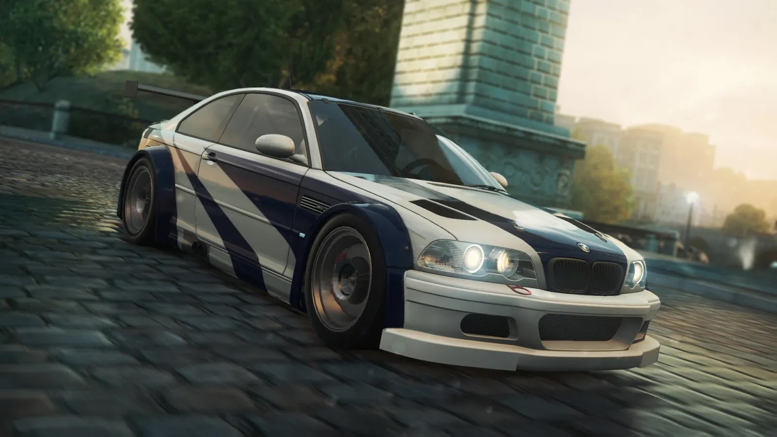 Dff Only Cara Install Mod Mobil BMW Need For Speed MW GTA SA