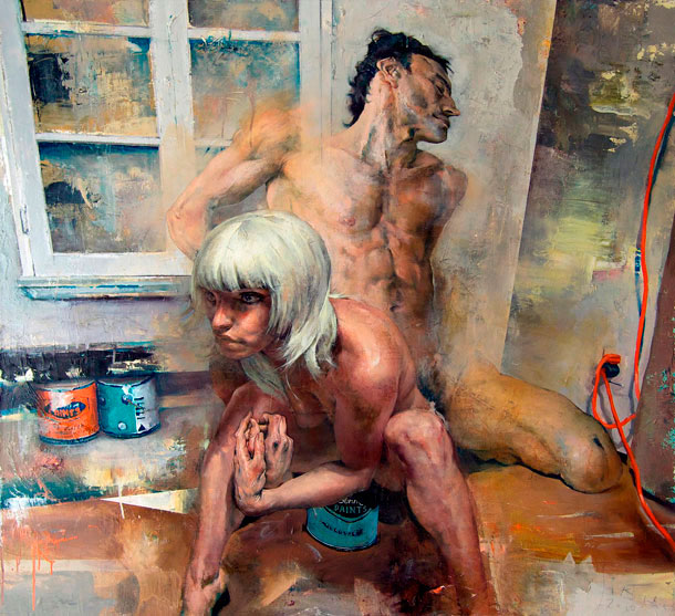 Kent Williams. Pintura | Paintings