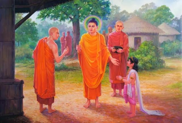 Đạo Phật Nguyên Thủy - Kinh Tăng Chi Bộ - 8 niệm của bậc Đại Nhân