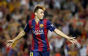 Barcelona want £12.93m for Munir