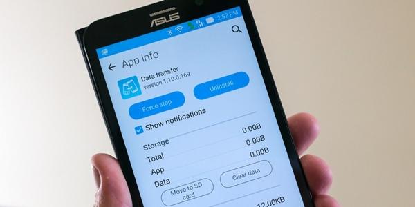 Cara Menonaktifkan Aplikasi Sementara di ASUS