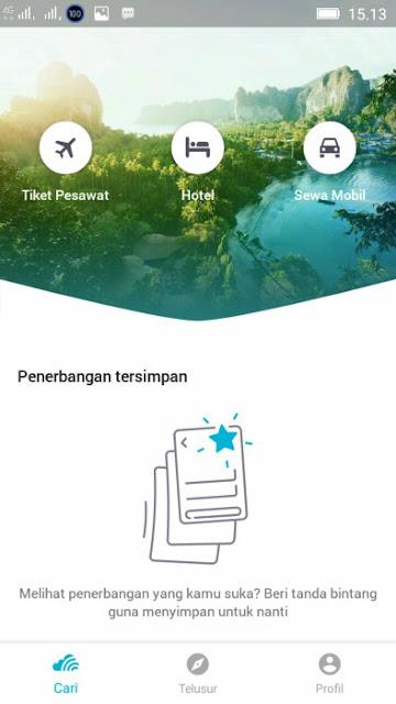 aplikasi skyscanner home