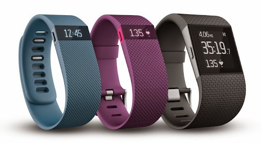 FitBit's Charge, Charge HR and Surge New Wearable Fitness Trackers to Lineup