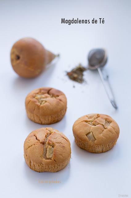 food, Tea Muffins, veganas