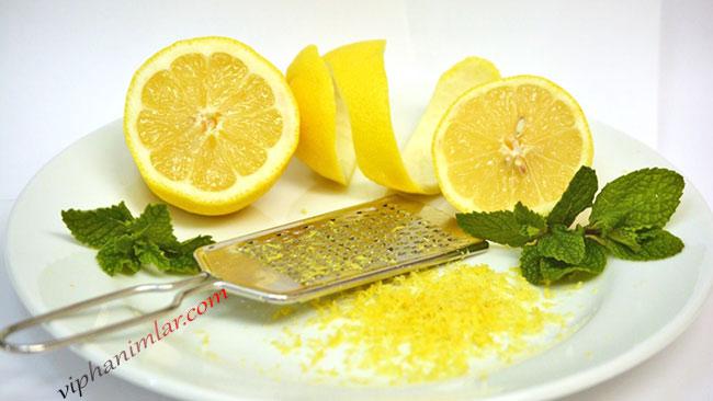Limon Kabuğunun Vücuda Faydaları Nelerdir - www.viphanimlar.com