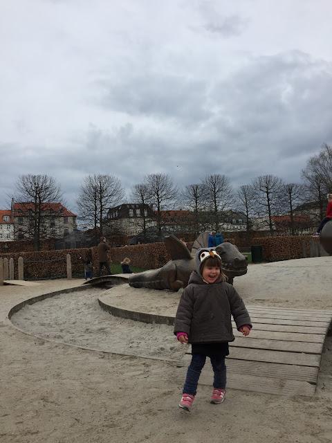Copenhagen playground