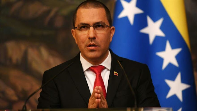 Arreaza acusa a la ONU de defender a los golpistas en Venezuela