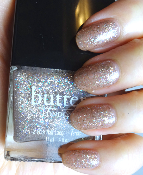 NOTD Butter London Lucy In The Sky