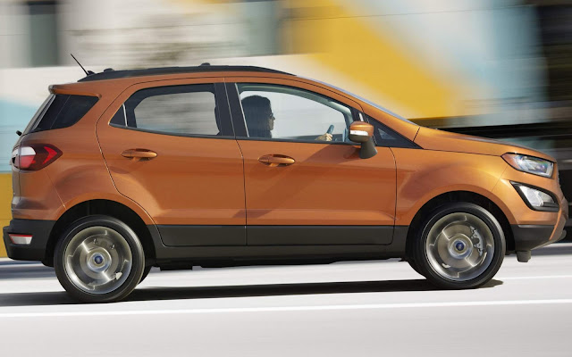 Novo Ford EcoSport 2018  1.0 Turbo EcoBoost Automático