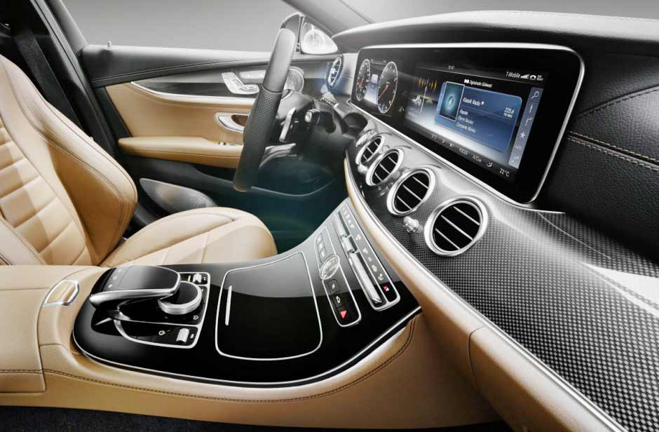 new car releases in 20172017 MercedesBenz EClass Interior and Set New Standard  Auto