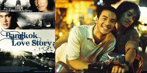 Bangkok Love Story, película