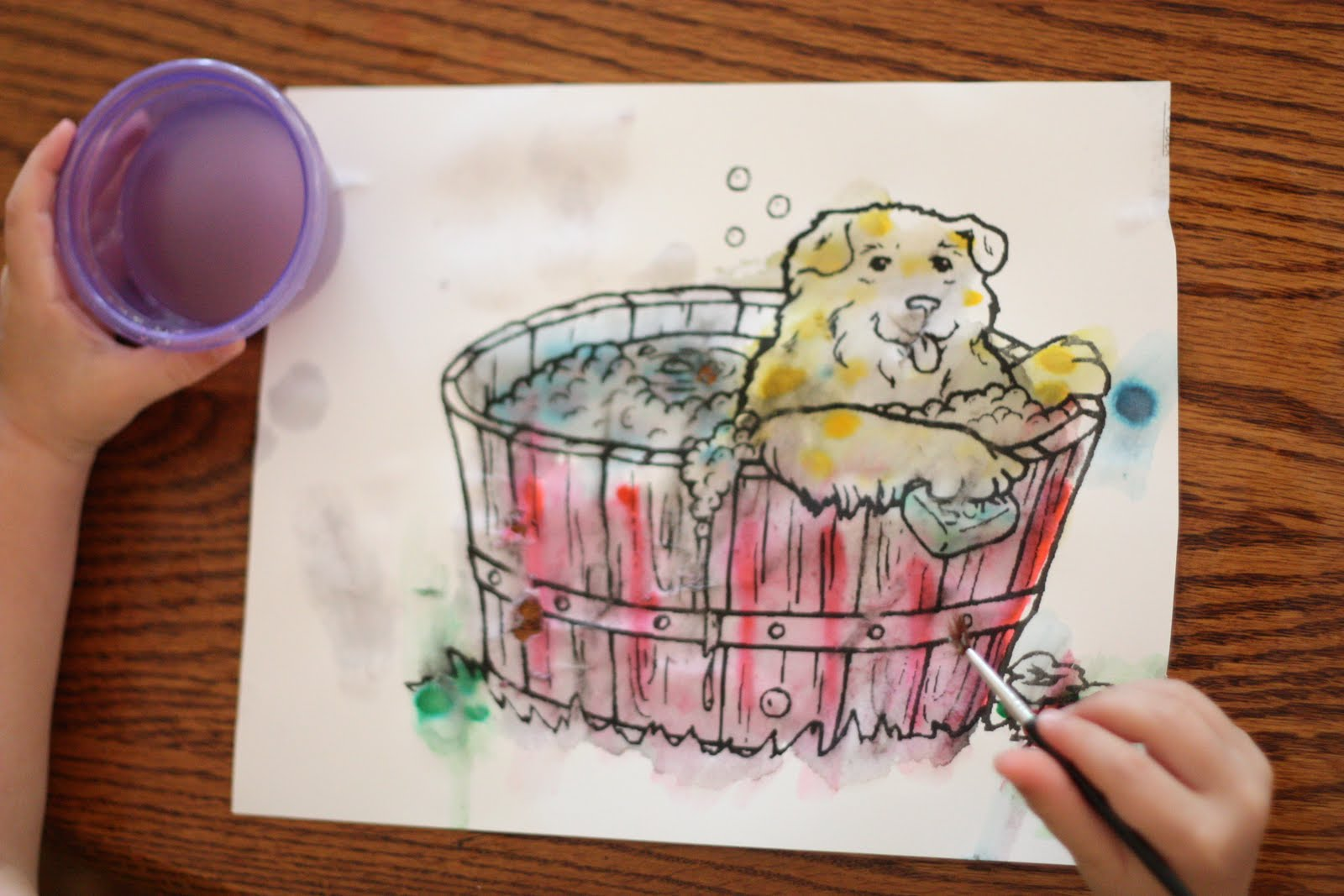 Paint With Water Books: How To Create Your Own - I Can Teach ...